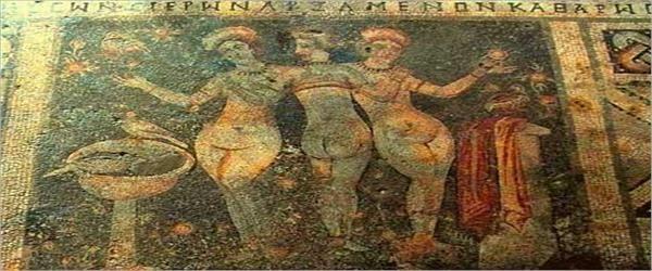 Üç Güzeller Mitolojisi (İlk Güzellik Yarışması)