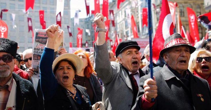 Έθνος γενιτσάρων η Τουρκία, μειονότητα οι πραγματικοί Τούρκοι