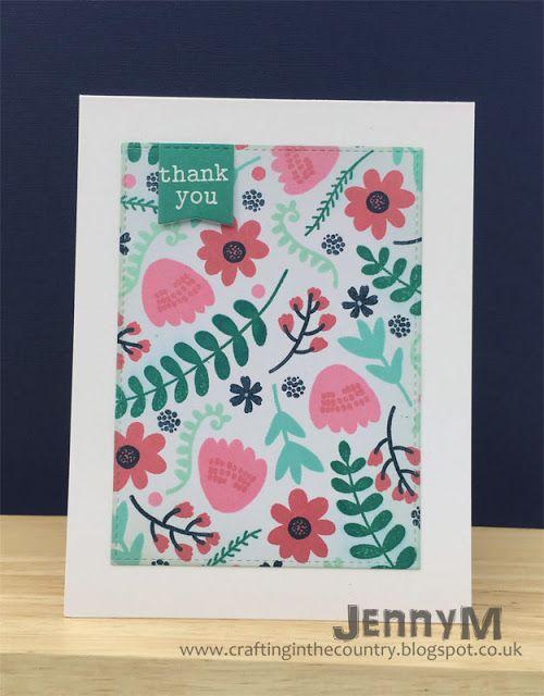 Seven Hills Crafts Blog: Simple Floral Patterns