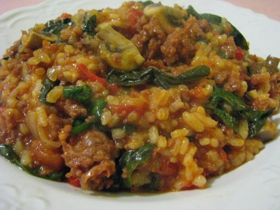 Forum Thermomix - The best Thermomix recipes and community - Maddy's Chorizo & Capsicum Risotto