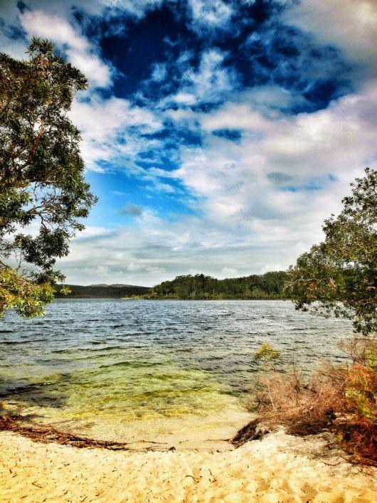 Lake McKenzie, Fraser Island   Photo by Kilianheinz