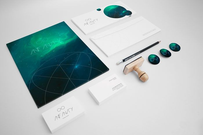 23 Stationery & Business Cards Mockups