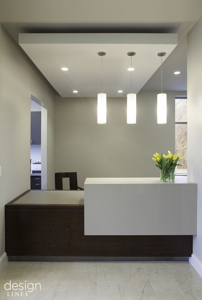Elegant Commercial Interior Design By Thougthspace