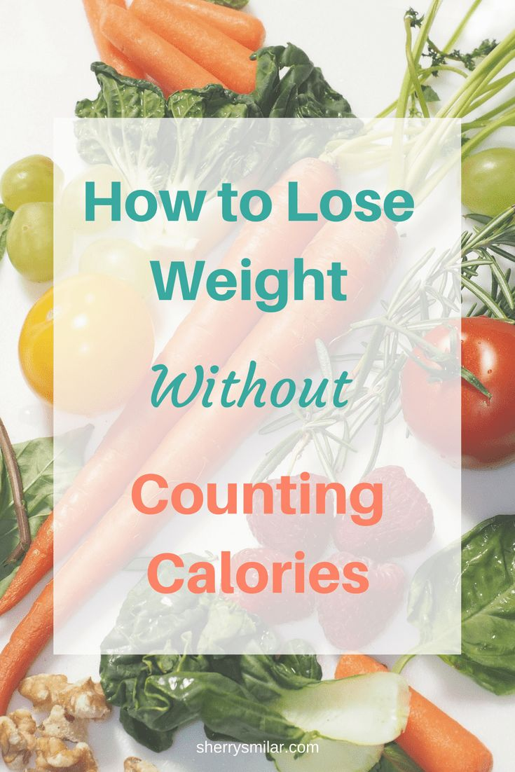 How to Lose Weight Without Counting Calories. Many menopausal women want to lose weight but are frustrated by calorie counting. There are many other methods that help you lose weight. #weightloss #menopause