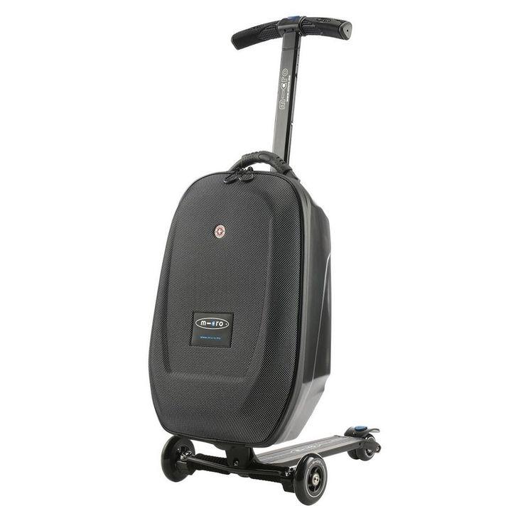 Samsonite Micro Luggage Reloaded Stepkoffer