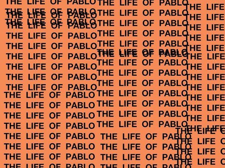 Album Review    Kanye West 'Life Of Pablo'