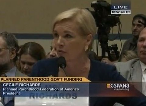 Planned Parenthood Boss Pressed to Disclose Exactly How Many of Her Organization's 650+ Clinics Have a Mammogram Machine     Sep. 29, 2015 11:52am   Billy Hallowell
