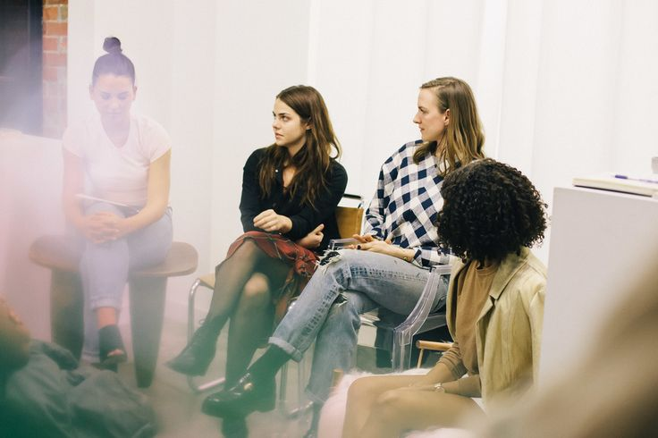 The WW Club presents 'Commerce x Creativity x Community' - a talk at Sincerely, Tommy with Kai Avent deLeon, Alissa Wagner, and Annie Kreighbaum