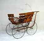 Victorian Baby Pram Stroller, baby-cradles-and-prams