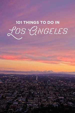 We are coming to the end of our 15 month stay in Vegas and have put together the Ultimate Los Angeles Bucket List of 101 Things to Eat, See, and Do!