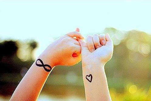 El Amor real, Todo lo perdona :)
