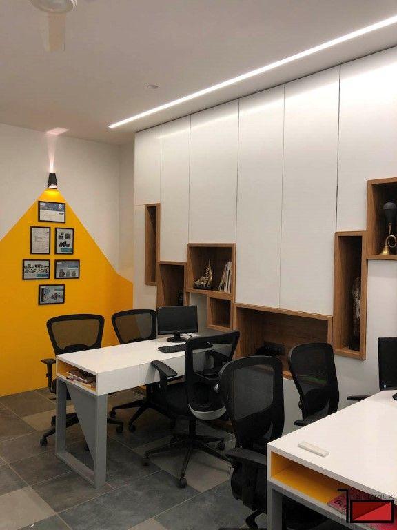 Office Interiors For Alpha Enterprises