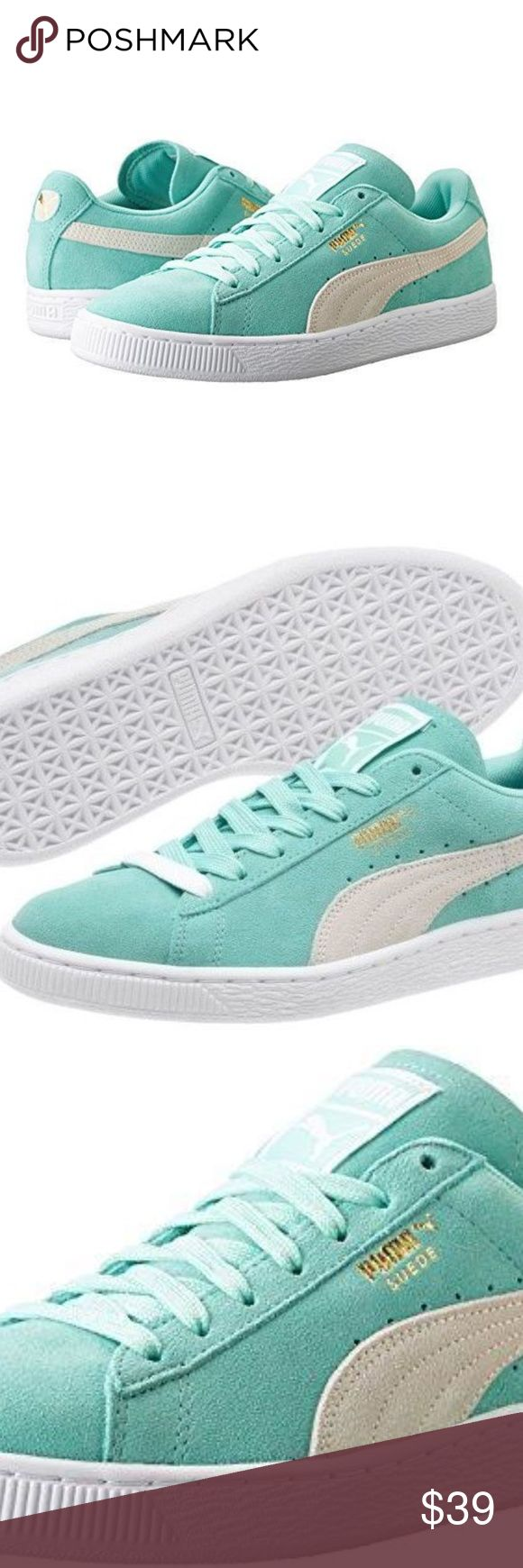 PUMA Suede Classic Women's Sneakers holiday white PUMA Suede Classic Women's Sneakers holiday white Puma Shoes Sneakers