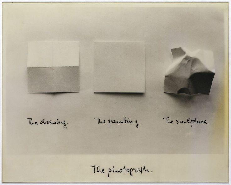 """tremendousandsonorouswords: """" Luis Camnitzer, The Photograph, 1981 """""""