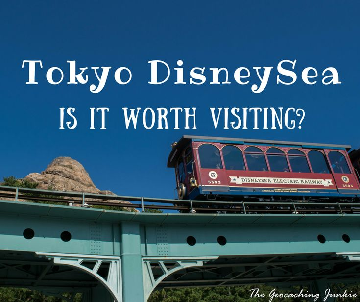 It's quite a different Disney experience - is it worth taking time out of your Tokyo trip to visit?