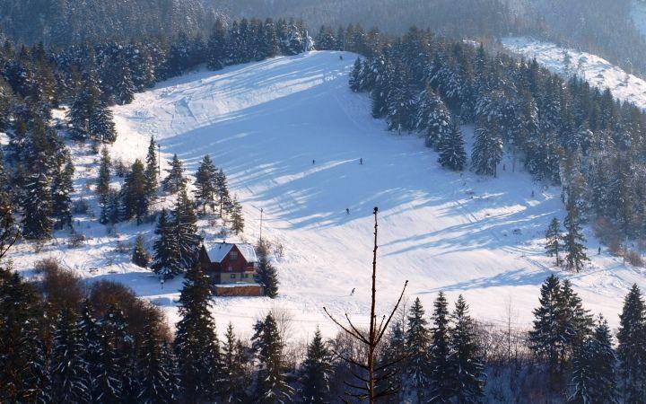 Lyžiarske stredisko Košútovo, Iľanovo