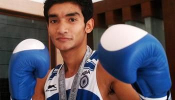 Boxer Shiva Thapa qualifies for Rio Olympics