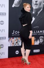 Bryce Dallas Howard attends the AFI 44th Life Achievement Gala http://celebs-life.com/bryce-dallas-howard-attends-afi-44th-life-achievement-gala/  #brycedallas