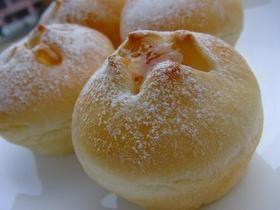 ★白パンチーズクリーム★