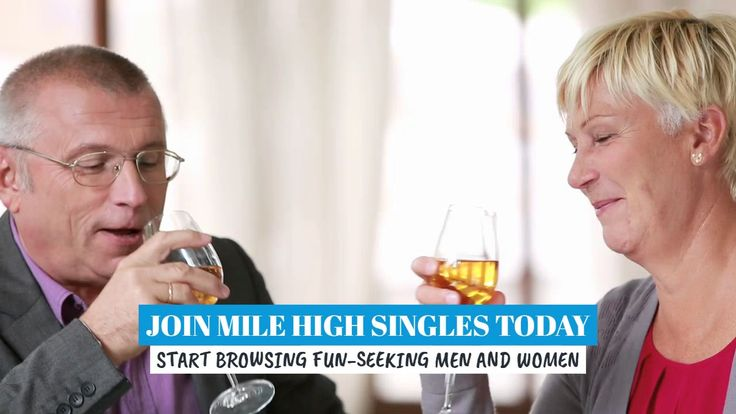 Feel lonely and still can't find a person for life and love?  It's time to try Mile High Singles – the perfect site for singles who know what they want!