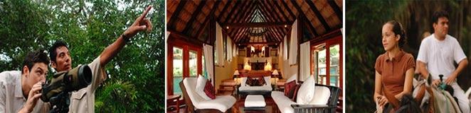 Belize Hotels: Special Hotel Package Deals & Room Discounts at Chaa Creek, Belize