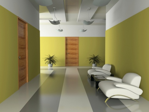 Suave Office Paint Colors That Lend A Cultured And Affable Feel