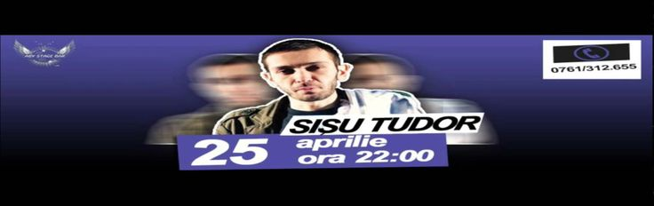 Concert Live Sisu Tudor in Aby Stage Bar din Ramnicu Valcea