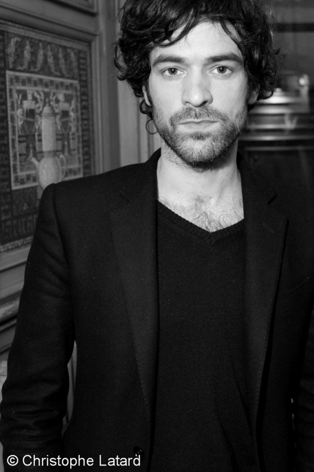 Romain Duris...French men are my biggest weakness