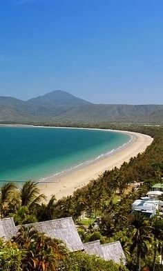 Port Douglas-only an hour from Crystal Cascades Holiday Park!