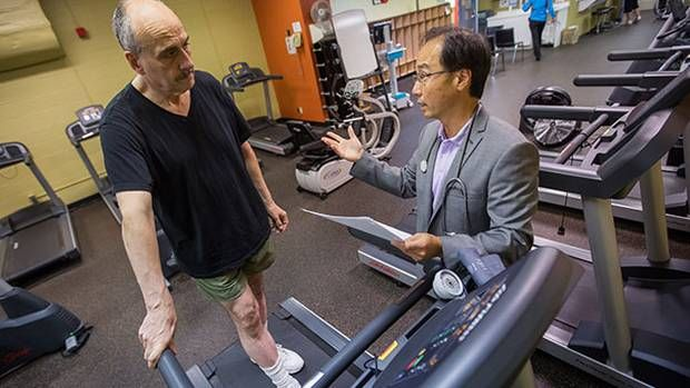 A therapeutic approach builds on a unique program launched in the 1960s, when doctors prescribed getting active as the key to recovering from a heart attack