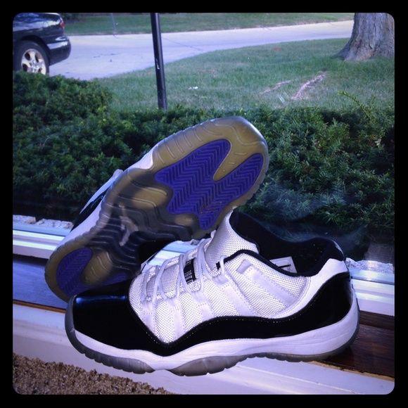 Jordan 11 concord lows Willing to trade need sizes 8-9 Jordan Shoes