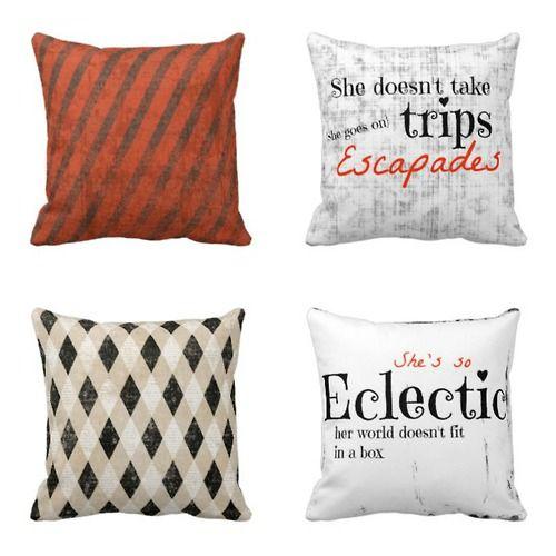 #shedecor.com throw pillow collection