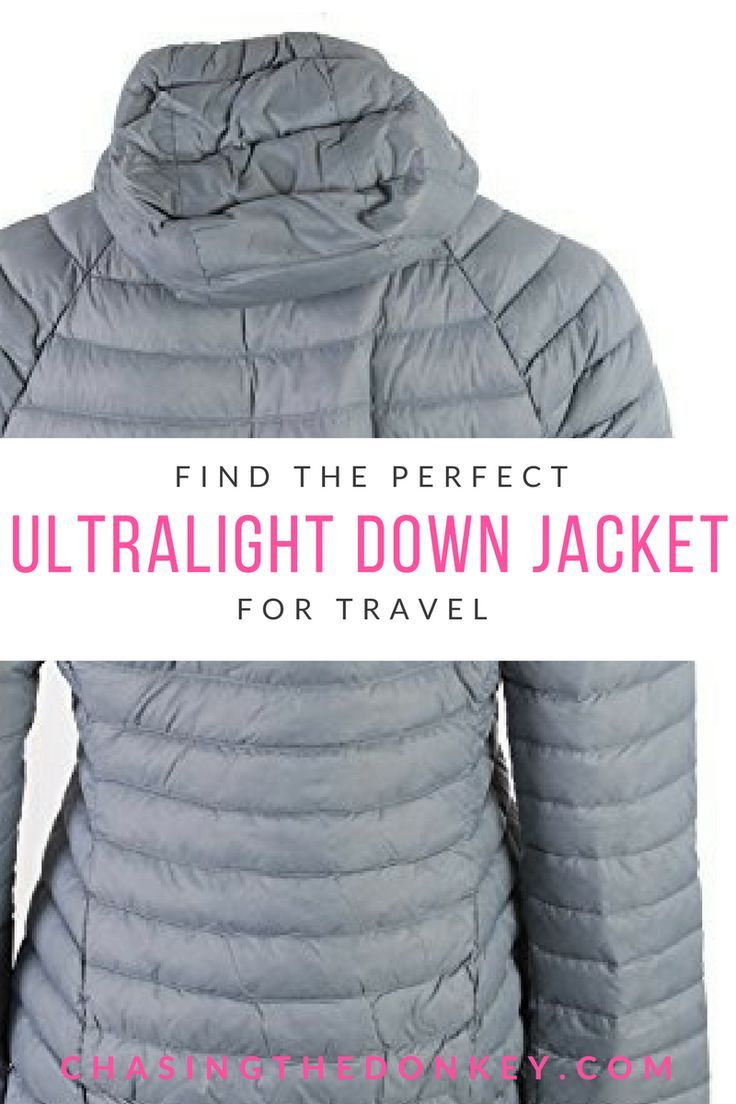 We took a look at the best packable ultralight down jackets - which ones  are warm 41687ad94