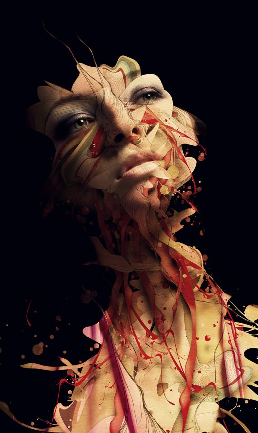 Alberto Seveso is a talented artist from Portoscuso, Italy who specializes in photo manipulations.
