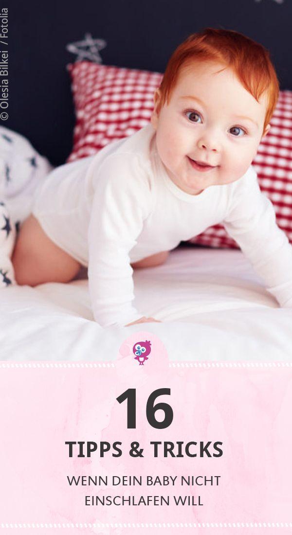 100480eeb30 Dein Baby will nicht einschlafen und kommt abends nicht zur Ruhe   Mama-Bloggerin Hanna