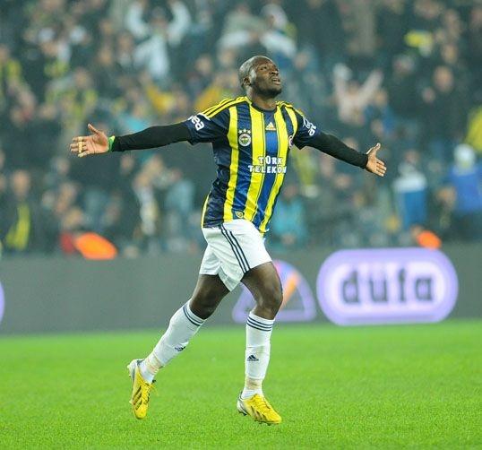 Fenerbahçe - Kasımpaşa | Moussa Sow