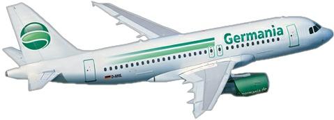 Gegründet: 1978 - Flotte: 16 Maschinen -     Firmensitz: Berlin, Deutschland    #Günstige #Flüge von #germania auf http://www.reisebuero-billiger.de