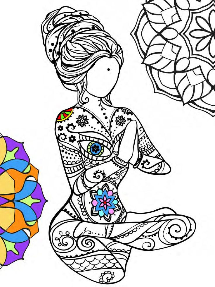106 best souls to color images on Pinterest | Coloring books ...