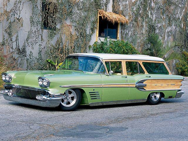 Cool Old Wagon ! | Station Wagons ! | Pinterest