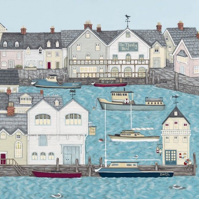 Harbour by Sally Swannell