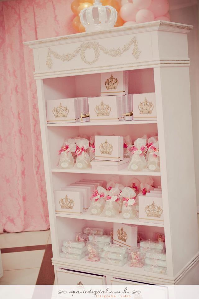 Princesinhas em Rosa