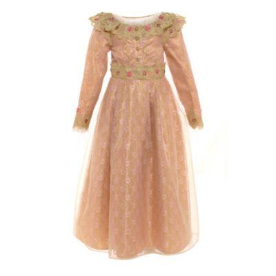 Disfraz de lujo de Aurora para niña