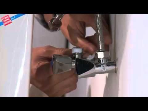 Ferretotal - ¿Cómo instalar una grifería para lavamanos?