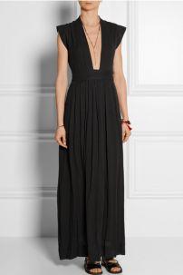 Robe longue bohème Isabel Marant