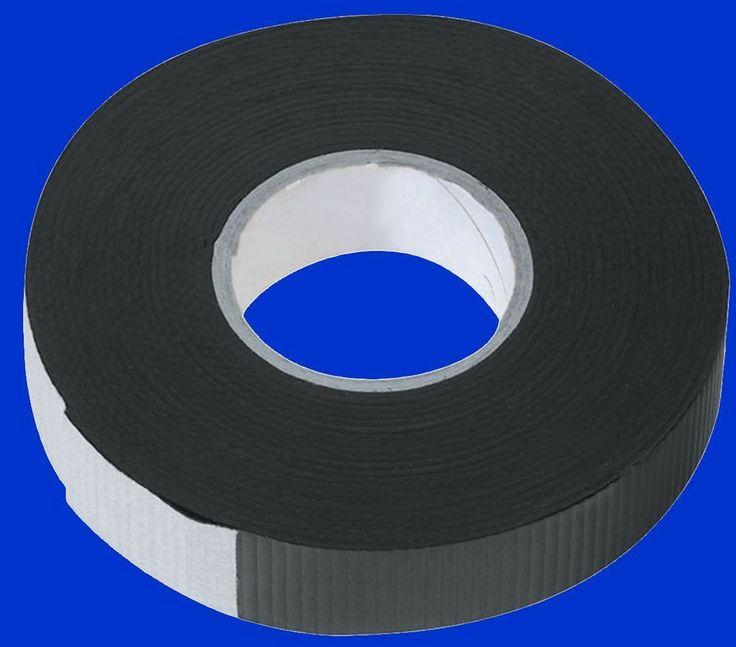 Selbstverschweissendes Dichtband Klebeband Isolierband schwarz 19mm Länge 5m