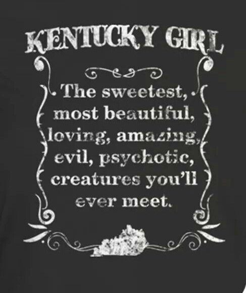 Kentucky Girl