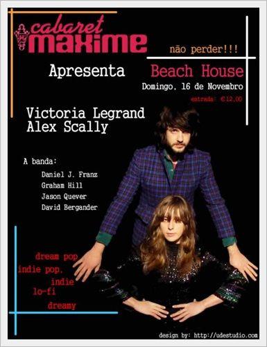 "Beach House in ""Cabaret Maxime"" - Lisboa"
