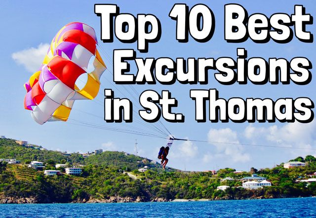 Top 10 Best Excursions in St Thomas- As a local islander and a fellow expector of perfect vacations, let me guide you to the absolute best excursions in St. Thomas that are sure to provide those unforgettable experiences! #CaribbaConnect