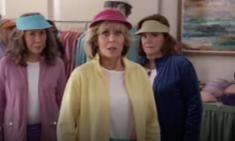 Jane Fonda, Lily Tomlin, and Marsha Mason in Grace and Frankie (2015)