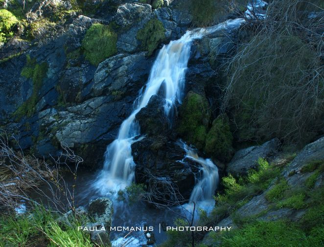 Hit the Hindmarsh Water Falls just minutes outside of Victor Harbor.  Photo by Paula McManus